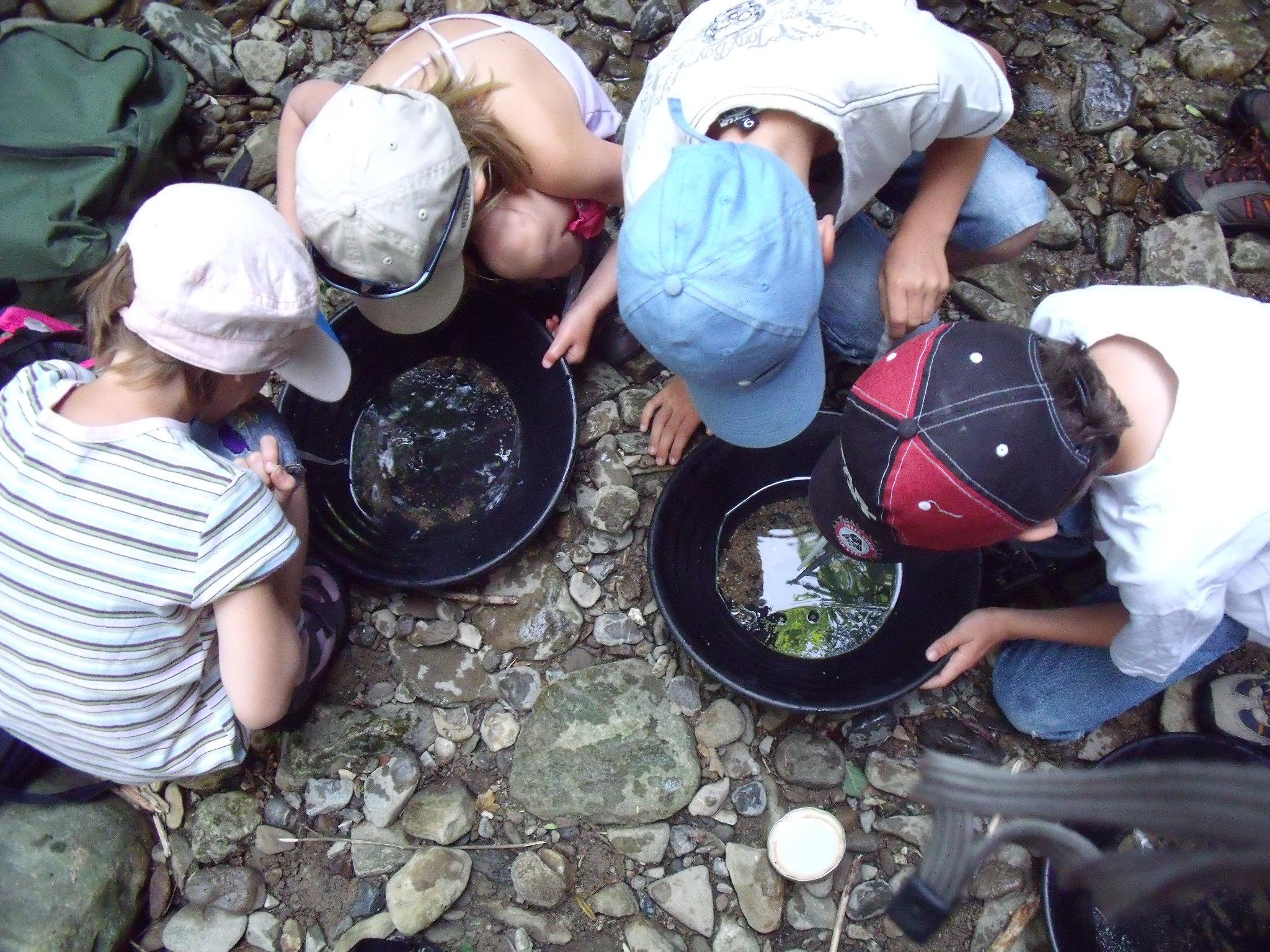 Géologie pour les petits