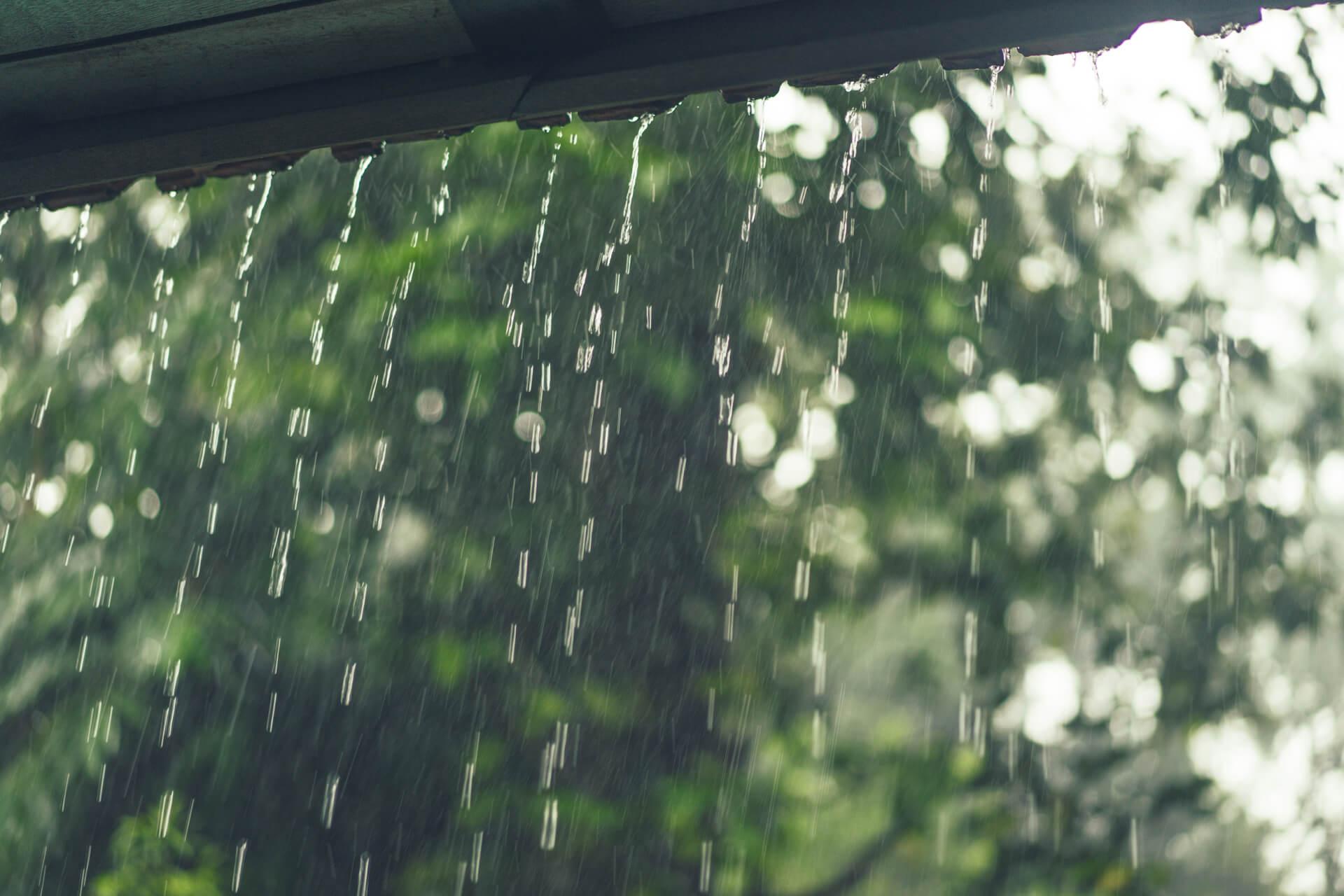 Et s'il pleut?